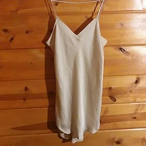 Gap silky camisol/nightie size xs